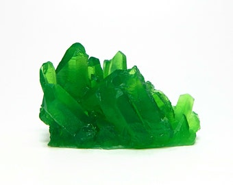 Superman Kryptonite Green Emerald Quartz Soap - Choose your Scent
