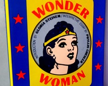 WONDER WOMAN DC Comics Golden Age History really it should be HERstory William Moulton Marston
