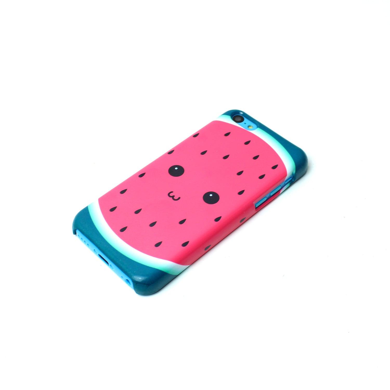 Cute Watermelon Face iPhone 6s case iphone 6 case by PatternPanda