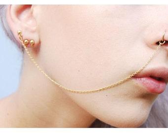 Nose Chain