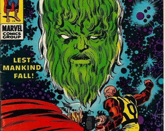 The Mighty Thor #164 (1969) Condition  Very Good