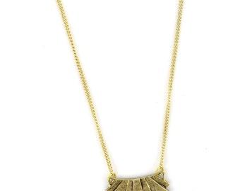 Birdhouse Jewelry - Art Deco Necklace