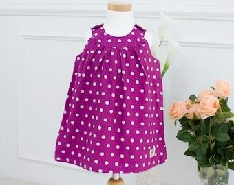 no 271 Camilla Dress Pattern (3 - 7 Years) - PDF Pattern