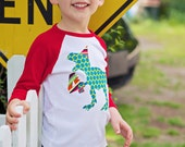 Dinosaur T-Rex Birthday Shirt, Boys Birthday Shirt, Dinosaur Birthday Shirt, Dinosaur Shirt, Dinosaur Birthday, Third Fourth Birthday