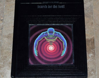 Search for the Soul - Vintage Esoteric / Occult / Metaphysical Book - Large & Profusely Illustrated  - Hell, Spirit Communication, Death ...