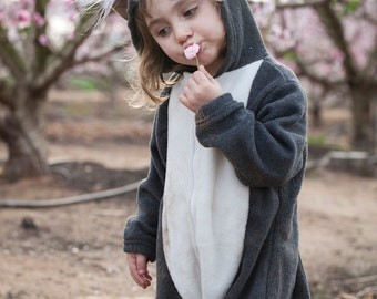 Toddler gift/ Skunk Costume/Toddler Costume/ Kids gift/ Gift for Kids/ Kids Christmas/ Childrens gifts/Dress up clothes