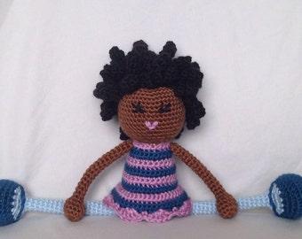 Amigurumi Hair Tutorial : Amigurumi doll curly hair ~ kalulu for .