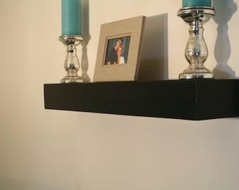Modern Mantel Shelf