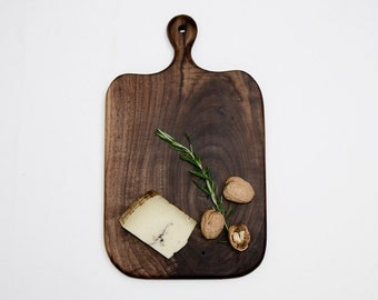 Cutting Board / Cheese Board – Large Walnut