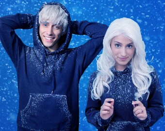 Jack Frost Hoodie Sweatshirt