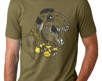 MENS Mr.T-Rex T-Shirt funny hippster tshirt, funny tshirt for guys, back to school, perfect gift for him, his shirt, present size S-5XL