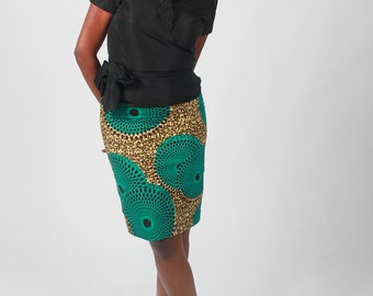 Skirt pencil EMENE Pencil skirt - Size S