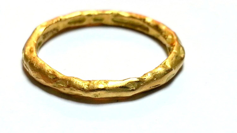 unique wedding ring handmade wedding band by jkashi1889