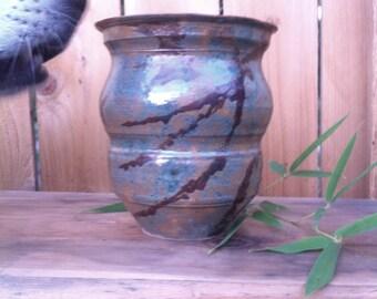 """The """"Bamboo"""" pot"""