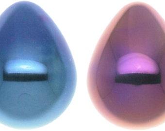 Oeuf de Kegel titane moyen de bijoux couronné