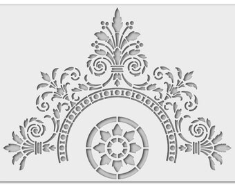 Template Blumenrad_0674 (suitable for flower wheel gerade_1098)