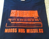 Moogs Not Missiles T-Shirt