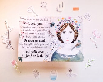 Lady of Prayers - Postcard Set