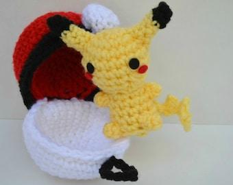 Pokemon Chibi Amigurumi Pattern : CHIBI POKEMON CROCHET PATTERNS Crochet Patterns Only