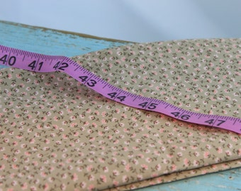 Sevenberry Japanese fabric in pinks and browns hard to find!-  1/2 Yard Cut