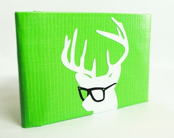 Buck the Hipster Duct Tape Wallet - by jDUCT