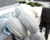 BLOSSOMS - 230 yards Handspun Ramboillet DK weight Yarn
