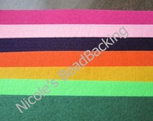 Nicole's BeadBacking NBB 12x9 Beading Soutache Painting Multimedia Art Fabric