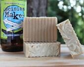 Decision Maker Pale Ale Beer Soap