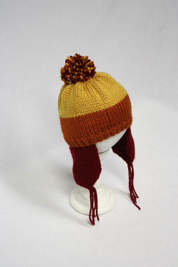 Knitting Items To Sell : Cunning jayne cobb earflap hat knitting pattern baby