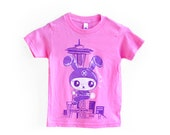 Kid Seattle Bunny Ninja  T shirts
