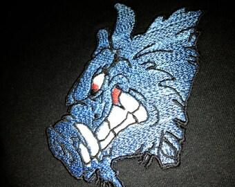 2018 SALE Kids Medium Hoodie Razorback Hog Embroidered on Hooded Sweatshirt Youth Medium (10-12) Ready to Ship