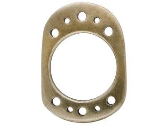 Porterness Studio Bronze Parallel Universe Ring