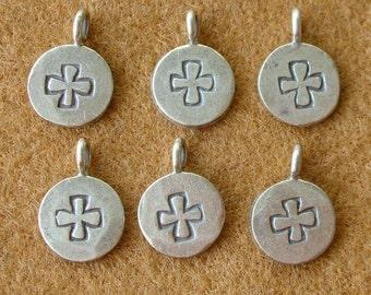 Karen Silver CHARM - 4 pieces