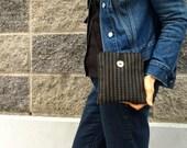 Obsidian Small Shoulder Bag
