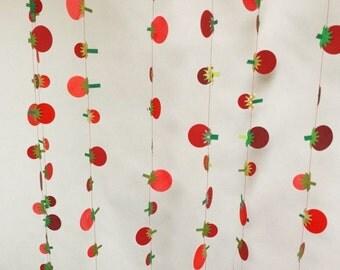 tomato garland