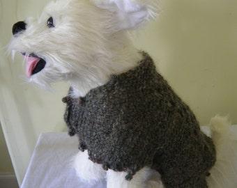 Dog Coat Pattern Size Small