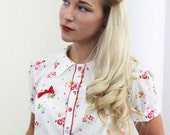 SALE! Shady Lane shirt- floral