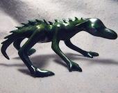 Draus, OOAK dragon sculpture