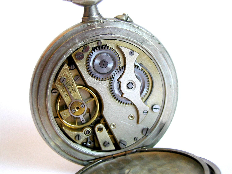 Orologio da taschino cort bert sup rieure vintage anni venti - Portamine vintage ...