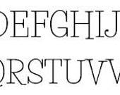 Add  Monogram Letter - LifeSavers