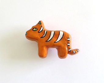 Tiger Drawer Knob