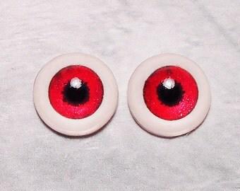 Doll eyes 13mm AD SM color Rubine