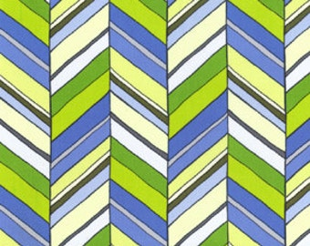 SALE New Chevron by Paula Prass for Michael Miller