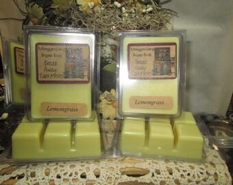 Lemongrass Breakaway Clamshell Wax Tart Melts