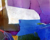 Small Abstract - 82 by artist Jean Hutter