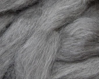 Gotland Wool Roving - 3 Ounces