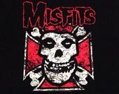 The Misfits Throw Pillow