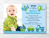 Transportation Birthday I...