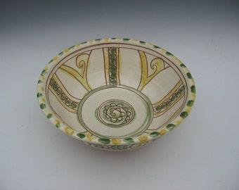 Medieval Byzantine Bowl