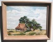 Huseby listed California Artist oil